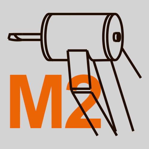 """m2 - <strong><font color=""""green"""">Frezarko-kopiarki MLA</font></strong>"""